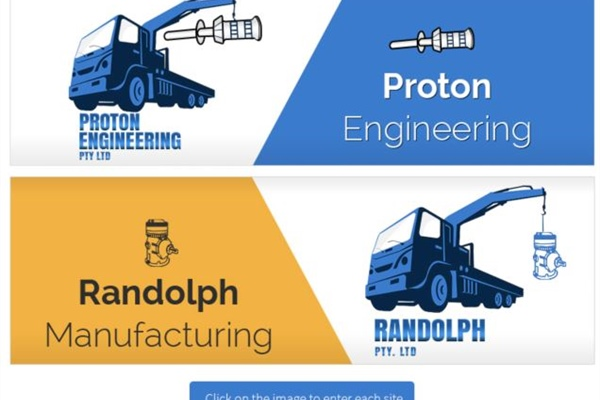 Randolph Manufacturing and Proton Engineering