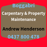 Boggabri Carpentry & Property Maintenance